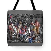Battle Of Honey Springs V1 Tote Bag