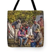 Battle Of Honey Springs V2 Tote Bag