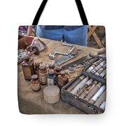 Battle Of Honey Springs V4 Tote Bag