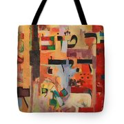 Be A Good Friend To Those Who Fear G-d Tote Bag