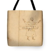 Book Of The Images Of The Fixed Stars Tote Bag