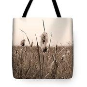 Broadleaf Cattail 1 Tote Bag