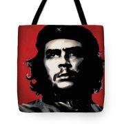 - Che - Tote Bag by Luis Ludzska