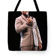 Comedian D.l. Hughley Tote Bag