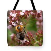 Cuckoo Bumblebee 2 Tote Bag