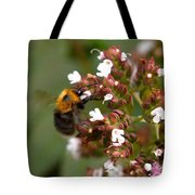 Cuckoo Bumblebee Tote Bag