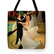 Dance Contest Nr 08 Tote Bag
