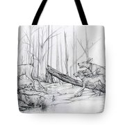 Desperate Diversion Tote Bag