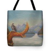 Eagle Bird Of Freedom Tote Bag