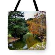 East Canal Tote Bag