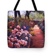 English Tea Roses Tote Bag