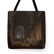Finding Of The Laocoon Tote Bag