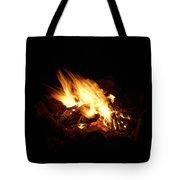 Fire 2 Tote Bag