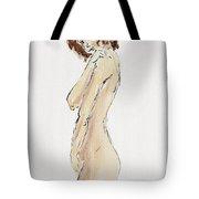 Flirtatious Tote Bag