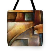 ' Folding Space ' Tote Bag