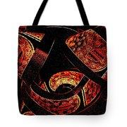 Galactic Flow Tote Bag