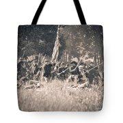 Gettysburg Union Infantry 9348s Tote Bag