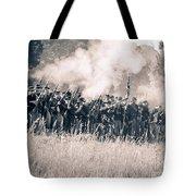 Gettysburg Union Infantry 9360s Tote Bag
