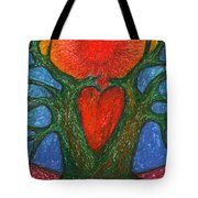Greeting Of Joy Tote Bag