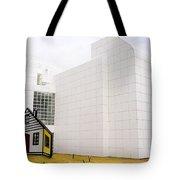 High Museum Of Art - Atlanta - Usa Tote Bag