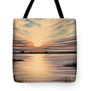 Highlights Of A Sunset Tote Bag
