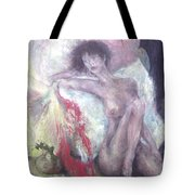 I Was Near You  Tote Bag
