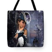 I Will Be Your Lighthouse Tote Bag