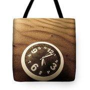In Waves Of Lost Time Tote Bag