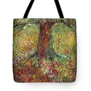 Invisible Tree Tote Bag