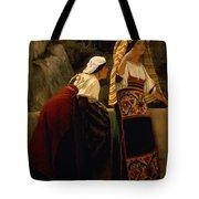 Italian Women From Abruzzo  Tote Bag