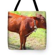 Jamaican Cow Tote Bag