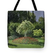 Jeanne Marie Lecadre In The Garden Tote Bag