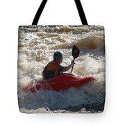 Kayak 3 Tote Bag