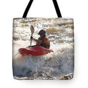 Kayak 4 Tote Bag