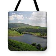 Kinder Reservoir From White Brow Tote Bag