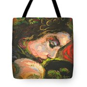 L'amoureuse  Tote Bag