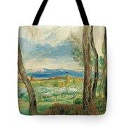 Landscape Mediterranean Tote Bag