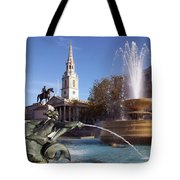 London - Trafalgar Square  Tote Bag