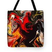 Love Escape Tote Bag