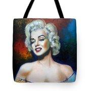 M. Monroe Tote Bag