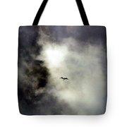 Magnificent Frigatebird Tote Bag