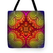 Mandala For Awakening The Creative Energy Tote Bag