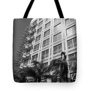 Miami House Tote Bag