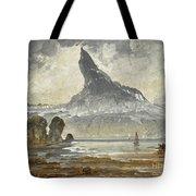 Mount Stetind Tote Bag