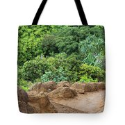Muddy Kalalaua Trail - Kauai Tote Bag