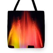 Mulholland Fountain Tote Bag