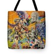 ,, My World ,, Tote Bag