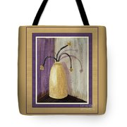 Octillo Branches In An Urn Tote Bag