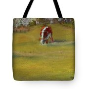 One Cow Tote Bag