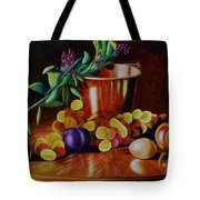 Pail Of Plenty Tote Bag